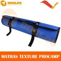 Matras Texture Camping Hiking Pro-CAMP, bisa buat yoga juga.