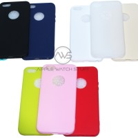 Silicon / Silicone Ultra Thin Soft Case Spotlite iPhone 5 5s 5SE TPU
