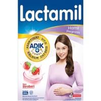 Lactamil Hamil Pregnasis Rasa Stoberi Strawberry 200 gr Susu Hamil