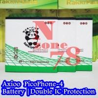 Baterai Axioo Picophone 4 Gdf Double Ic Protection