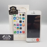 Iphone 5S 32GB GOLD garansi distributor 1 tahun