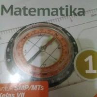 buku erlangga mandiri matematika kelas 7 smp kurikulum 2013 kurtilas