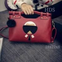 Harga tas selempang fashion wanita handbag fandy gangnam lucu | Pembandingharga.com