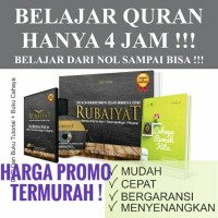 Metode Rubaiyat, Cara Mudah Belajar Al-Qur'an 4 Jam Bisa Baca Al-Quran