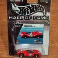 Hot Wheels Hall of Fame Ferrari 330 p4 Daytona Racing Ban Karet