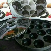 Jual Cetakan kue Takoyaki happycall 15 lubang bulat happy call ko Murah