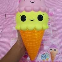 Jual Squishy licensed  Super Jumbo Ice cream  By Sunny Squishy Murah
