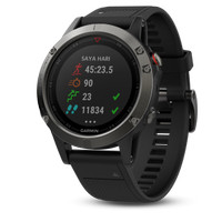 harga Garmin Fenix 5 Slate Gray Gps Watch Sea Tokopedia.com