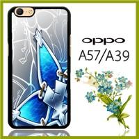 Kingdom Hearts Aqua Wayfinder X4536 Oppo A57 / Oppo A39 Custom Case