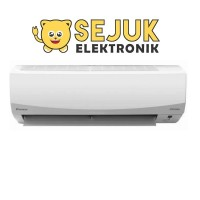 Daikin FTKC25QV AC Split 1 PK Inverter Smile Thailand - Putih
