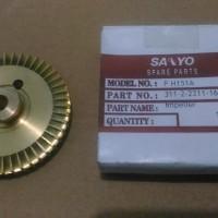 Impeller Pompa Sanyo PH150 PH151