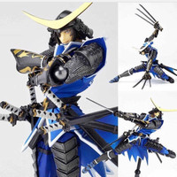 Revoltech Basara Date Masamune Blue color