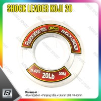 SHOCK LEADER KOJI 20LB