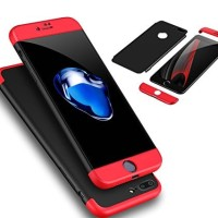 360 protection slim matte case iPhone 5/5s (Free tempered glass)