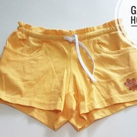 GAP Kids Hotpants Yellow