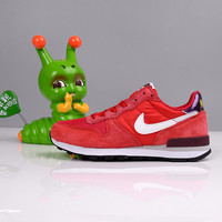 DISKON SEPATU ANAK Nike INTERNATIONALIST LEATHER Red
