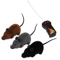 Mainan Tikus Remote Control Rat RC Mouse Wireless