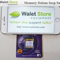 Suara Inap Walet Inap Super Memory Card