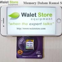 Suara Inap Walet Ramai Super Memory Card