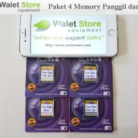 Paket Suara Walet 4 Memory Card