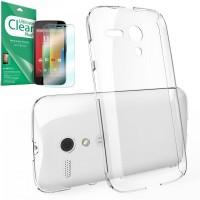 Motorola Moto G Rearth Ringke Slim Better Grip Hardcase Bumper Cover