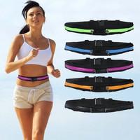 Harga tas ikat pinggang utk lari olahraga running waist bag belt   antitipu.com