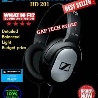 Sennheiser HD 201 Over Ear Headphone