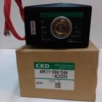 Solenoid Valve Steam CKD APK11-20