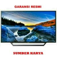 "GARANSI RESMI SONY 48W650D Full HD LED Smart TV 48"" 48inch KDL-48W650D"