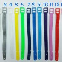 Jual Plastic Belt Strap / Tali Koper Gesper / Tali untuk luggage tag Murah