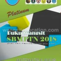 Buku Wangsit Matematika IPS SMPTN 2018 Platinum