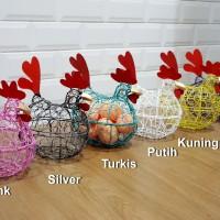 Terbaruuu !!!! Ayam B semua warna isi 6 - 7 telur ayam Best Seller