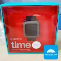 Smartwatch Pebble Time - Black