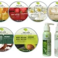Jual Paket Lengkap Bali Ratih - Butter + Scrub + Lotion + Mist Murah