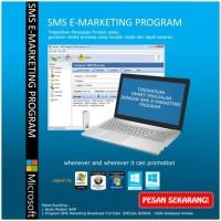 SOFTWARE SMS E - MARKETING PROGRAM