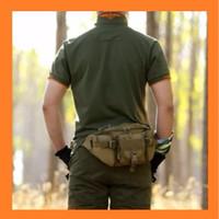 Jual Tas Pinggang Tactical Army Waist Bag Kualitas Import Murah