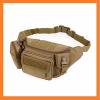 Jual Tas Pinggang Impor Model Army Bag bisa untuk Olahraga Murah