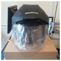 Helm Honda Half Face TRX-3 - helm half face