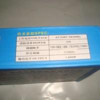 Modulator Tv (Converter) Av To Rf (Uhf/Vhf) Stereo Chenlong (China)