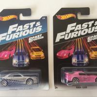 Hot Wheels Fast Furious Skyline n Honda S2000