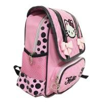 NEW Hello Kitty Pita Cantik Import Tas Ransel Anak Sekolah TK Atau PG