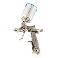 ANEST IWATA SPRAY GUN LPH-80-102 G / PCG-2D-1 KOMPLIT DENGAN TABUNG