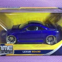 Lexus SC430 Jada Bigtime Kustoms skala 1/24