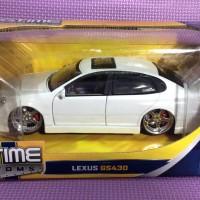 Lexus GS430 Jada Bigtime Kustoms skala 1/24