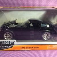 72' Datsun 240Z (Black) Jada Bigtime Kustoms skala 1/24