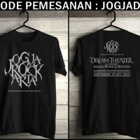 Kaos band Dream Theater/ Consert / baju / Tshirt / Metal