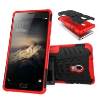 Lenovo Vibe P1 Turbo Hard Soft Case Hybrid Armor Rugged Kick Stand