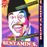 Benjamin S. Movie Collection DVD Benyamin DVD Film Benyamin DVD Movie