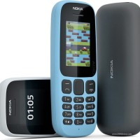Nokia 105 (2017) Garansi Resmi