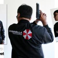 Umbrella Corp Bomber Jacket